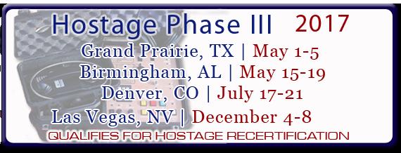 Hostage Phase III 2017