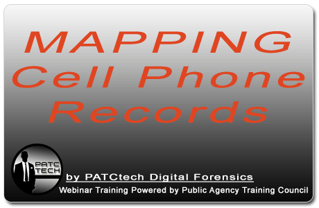 Mapping Cell Phone Records