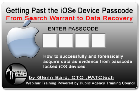 how to get past iphone passcode
