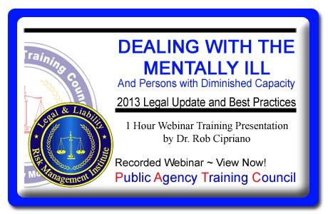 capacity of the mentally ill to