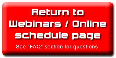 Return to Webinar Schedule