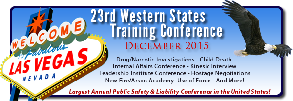 2015 Western States Training Conference