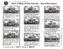 Vehicle Searches Checklist