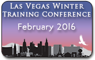 2016 Las Vegas Winter Training Conference